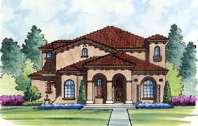House Plan 74247