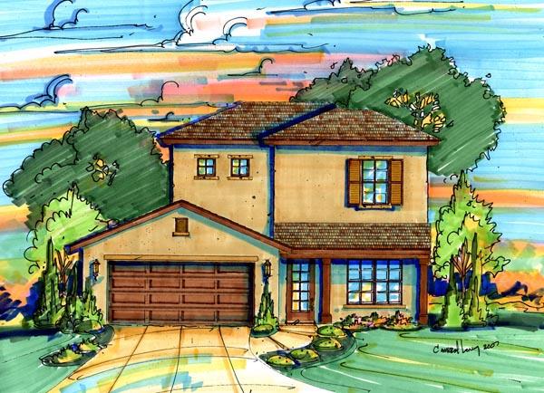 House Plan 74248