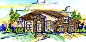 House Plan 74257