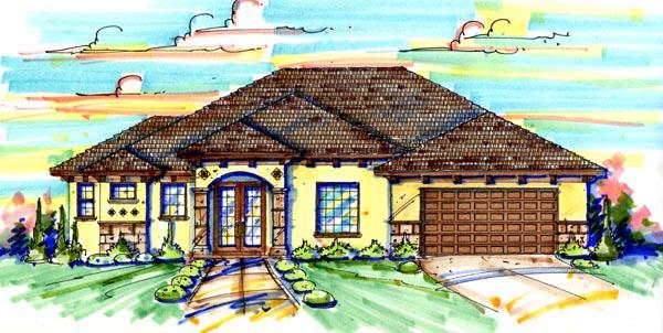 House Plan 74262