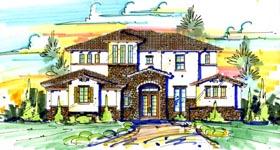 House Plan 74268