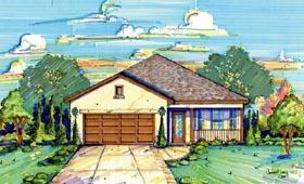 House Plan 74275