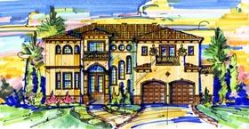 House Plan 74278