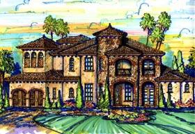 House Plan 74298