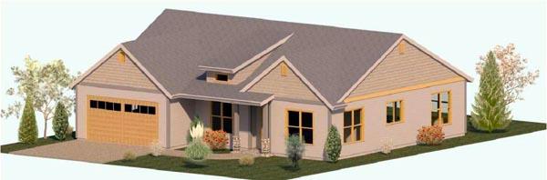 House Plan 74303