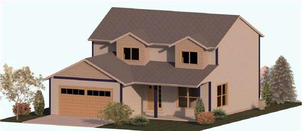 House Plan 74315