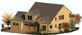 House Plan 74340