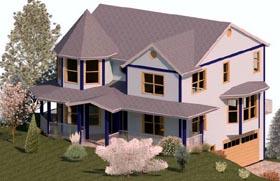 House Plan 74345
