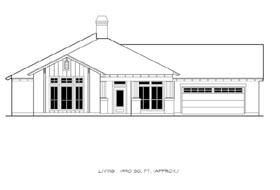 House Plan 74500