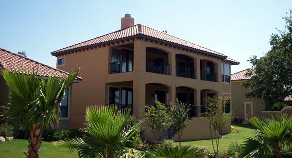 Mediterranean House Plan 74519 Elevation