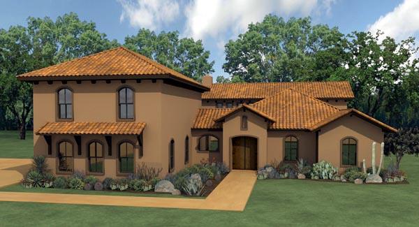 House Plan 74521