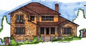 House Plan 74524
