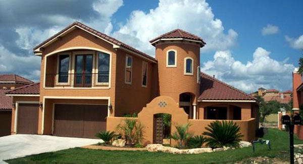 House Plan 74529