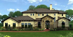 House Plan 74536