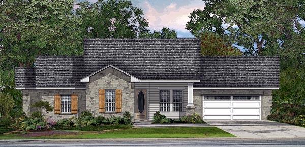 House Plan 74542