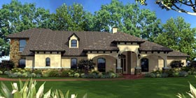 House Plan 74544