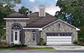 House Plan 74549