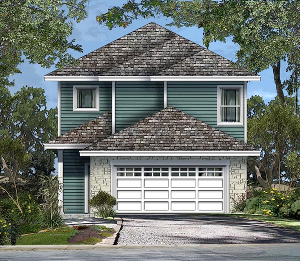 House Plan 74550