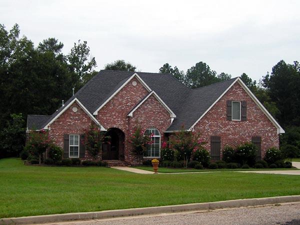House Plan 74600