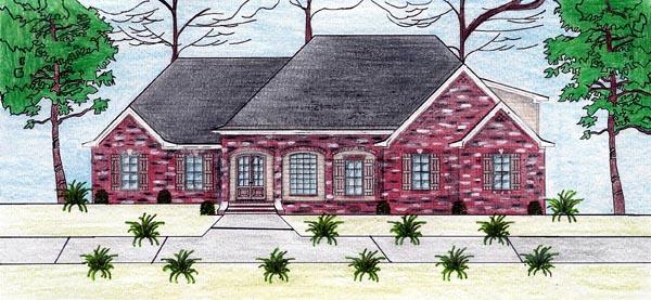 House Plan 74608