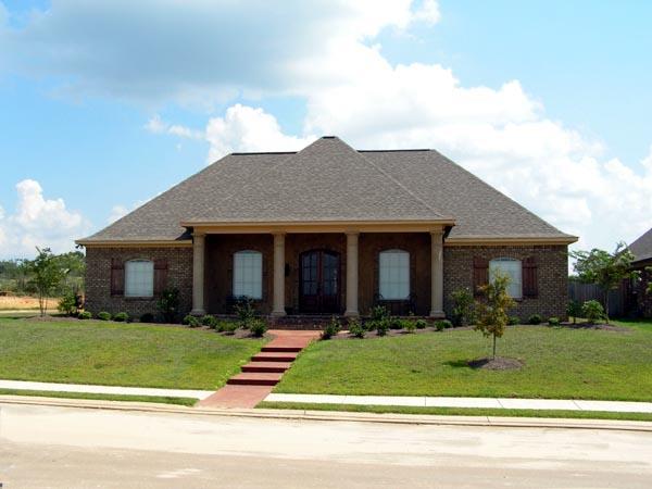 House Plan 74609
