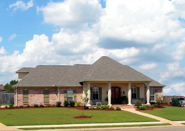 House Plan 74614