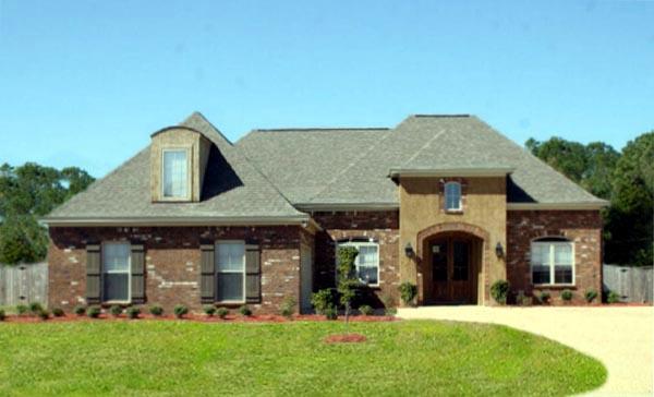 House Plan 74616