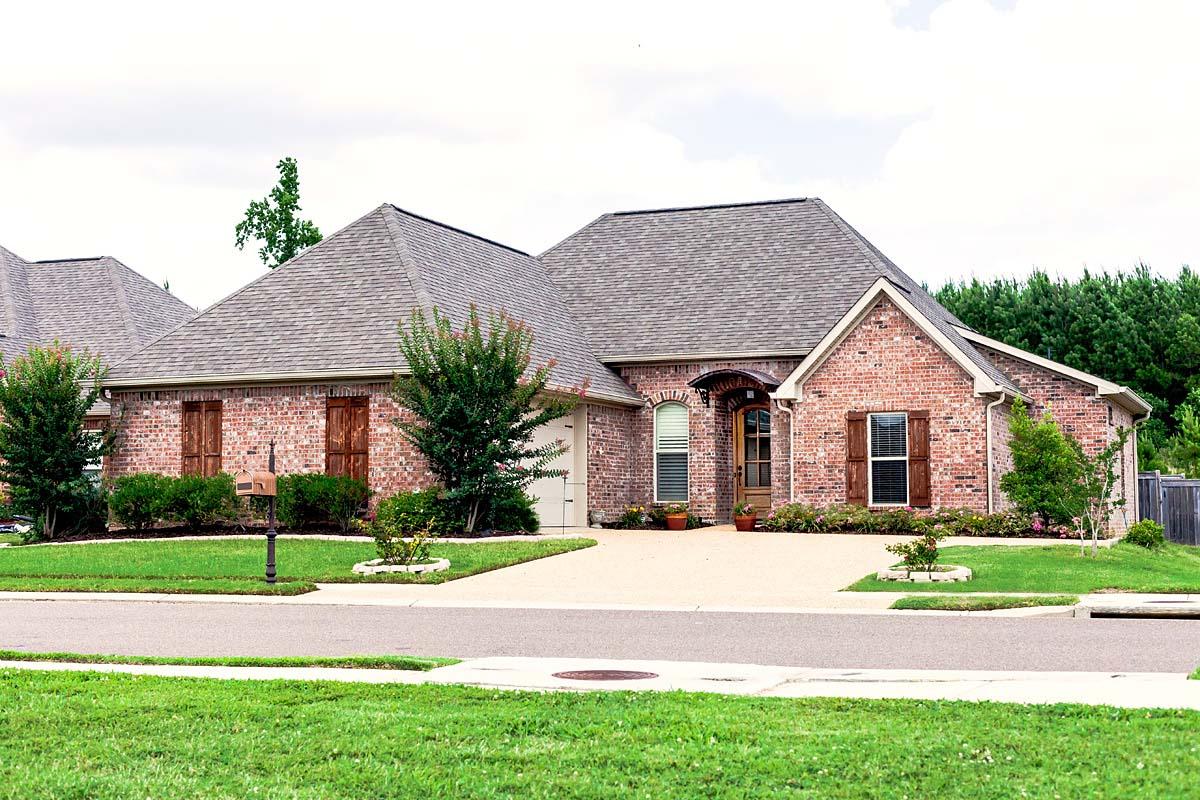 House Plan 74633