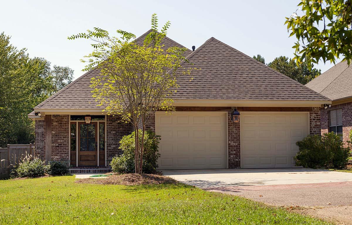House Plan 74634