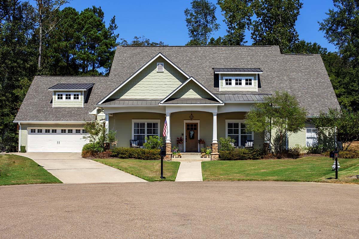 House Plan 74636