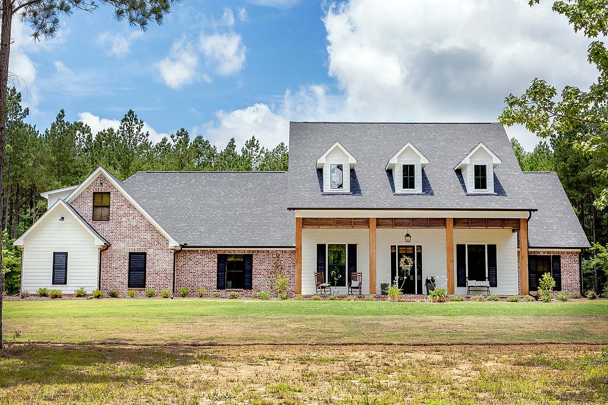 House Plan 74650