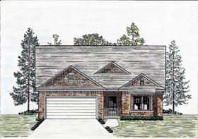 House Plan 74701