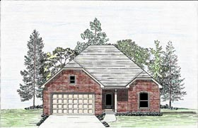 House Plan 74704