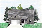 House Plan 74705