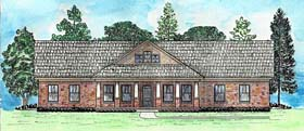 House Plan 74725