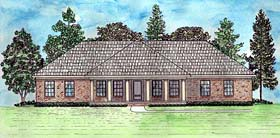 House Plan 74726