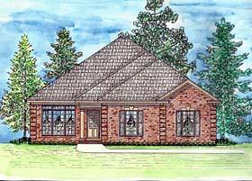 House Plan 74728