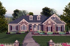 House Plan 74804