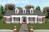 House Plan 74851