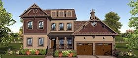 House Plan 74855