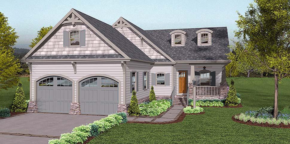 House Plan 74858
