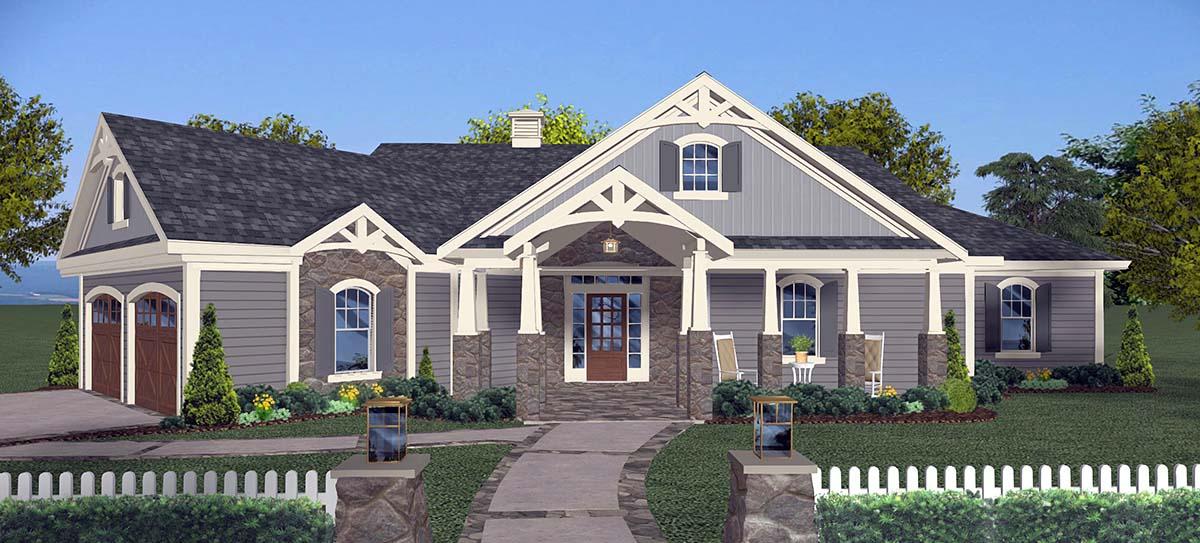 House Plan 74865
