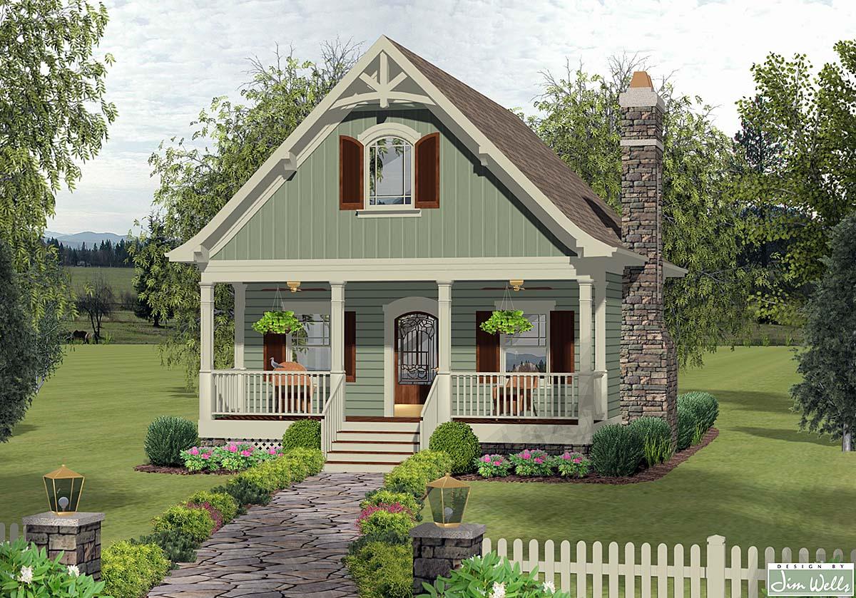 House Plan 74868