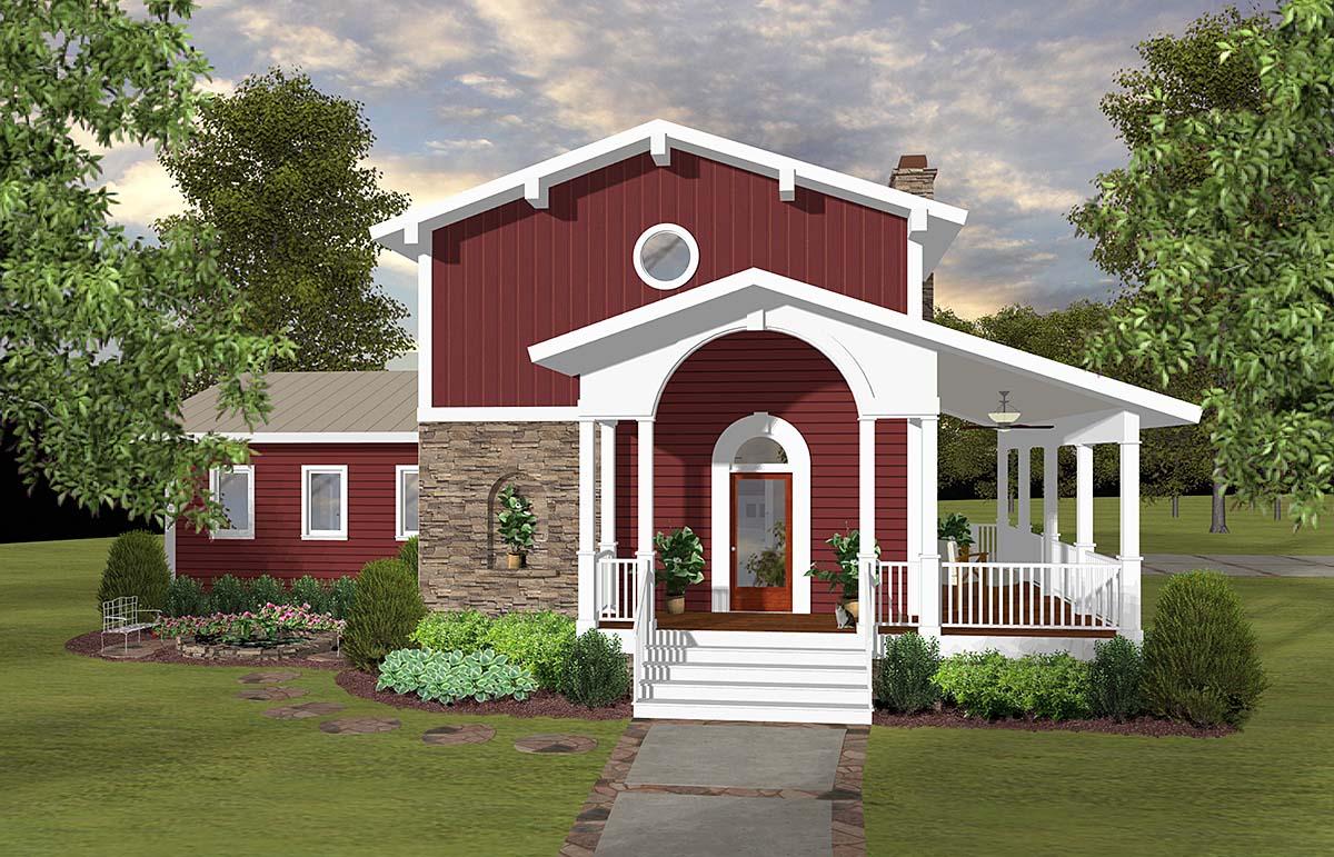 House Plan 74870