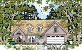 House Plan 75004
