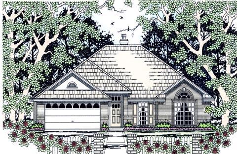 House Plan 75009