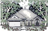 Plan Number 75009 - 1476 Square Feet