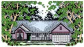Plan Number 75022 - 1504 Square Feet