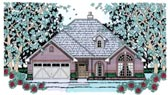 Plan Number 75023 - 1551 Square Feet