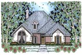 Plan Number 75025 - 1932 Square Feet